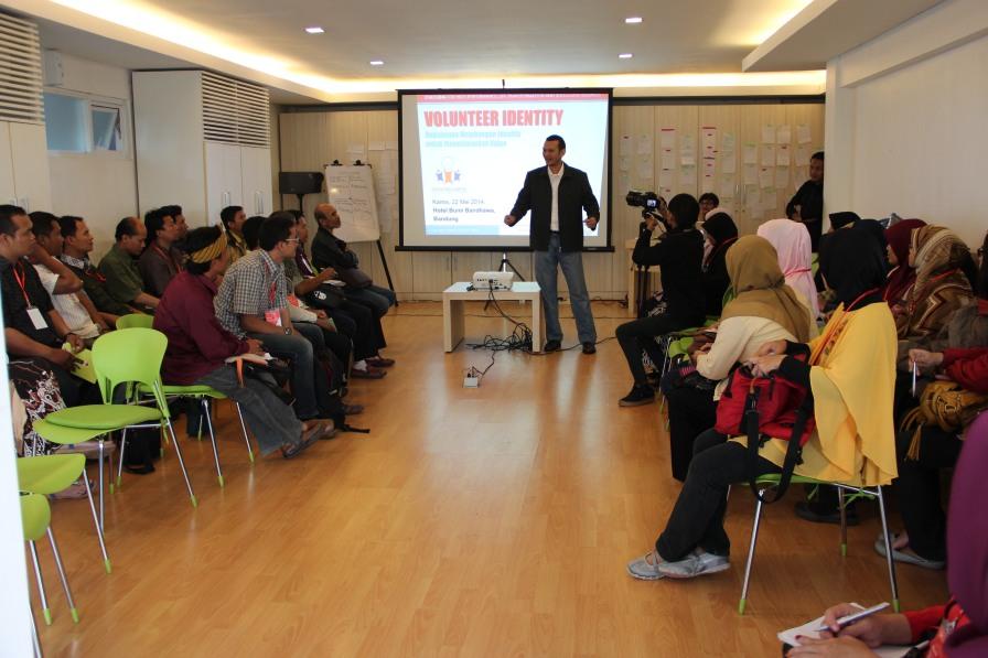 Volunter Bandung Business Seminar