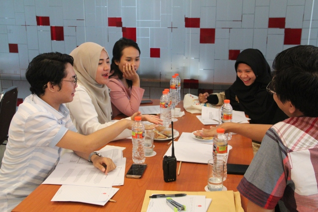 Money Coaching dalam Korporasi Training