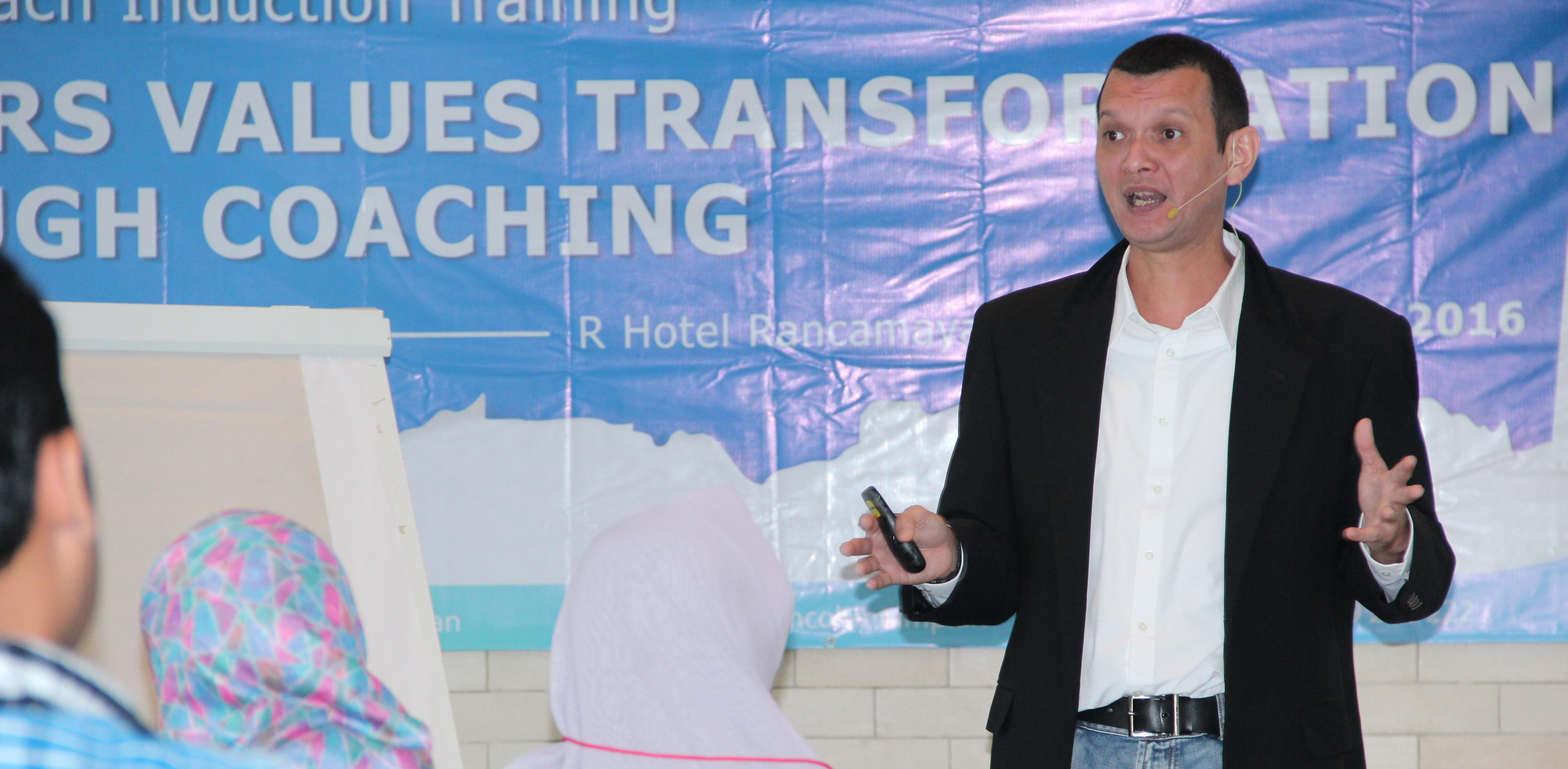 Leading Through Values Transformation
