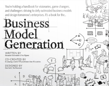 Buku Business Model Generation