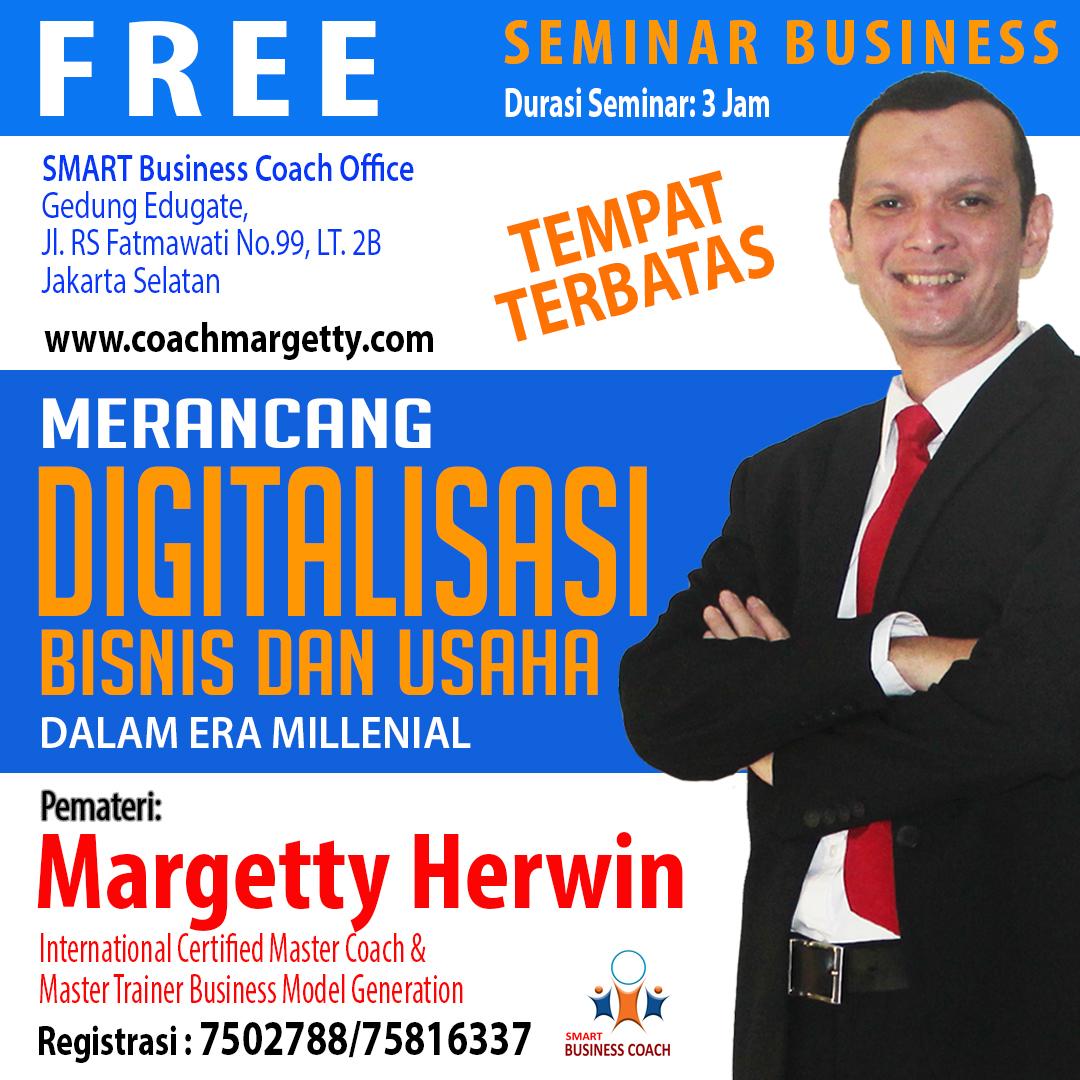 Merancang Digitalisasi Bisnis & Usaha