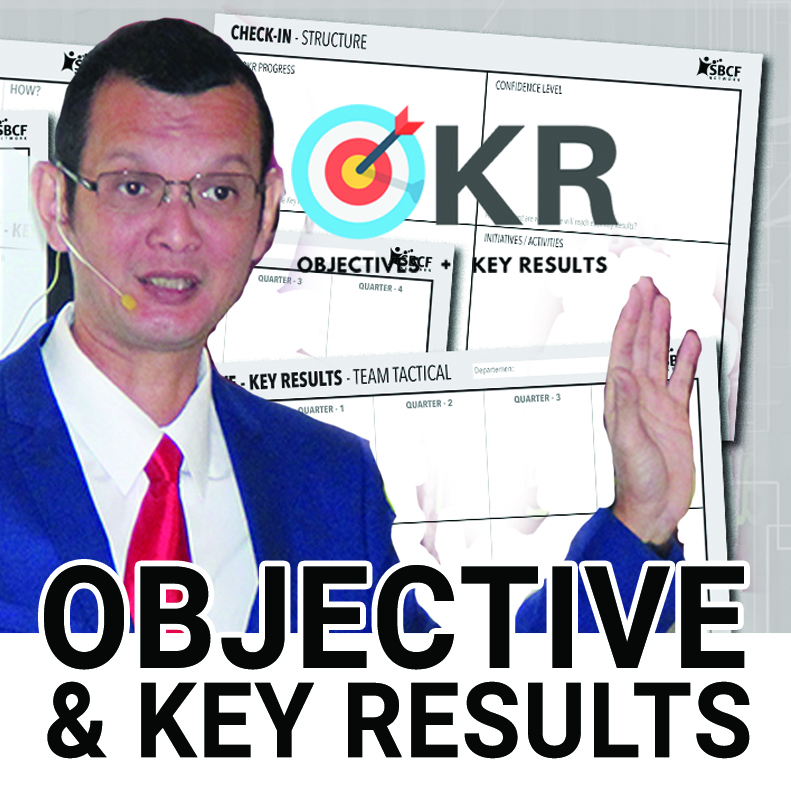 Objective & Key Results Goal Setting